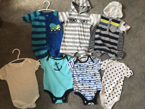 Baby boy 3-6 month clothing