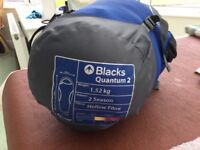 Blacks Quantum 2 sleeping bag