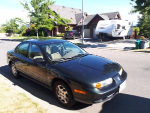 2002 Saturn Sedan SL