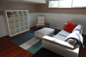 Bright, Clean, Furnished