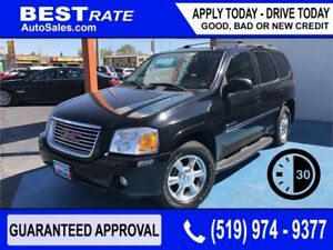 GMC ENVOY - APPROVED IN 30 MINUTES! - ANY CREDIT LOANS