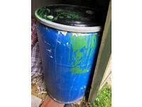 50 gallon drum plastic
