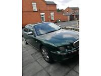 ST.HELENS, 2003 Rover 75 2.0 Connoisseur 4 doors Automatic