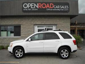 2006 Pontiac Torrent Sport* AWD * LOW KM * LEATHER * SUNROOF