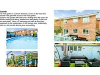 4bed house with pool, sauna, hottub