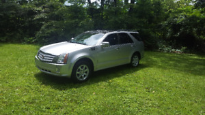 2008 Cadillac SRX4 AWD 6 Cyl with Factory Tow Package