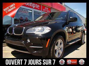BMW X5 35i 4 portes à traction intégrale