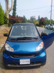2008 smart car coupe