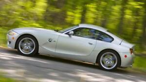 2007 BMW Z4 M Coupe Wanted !