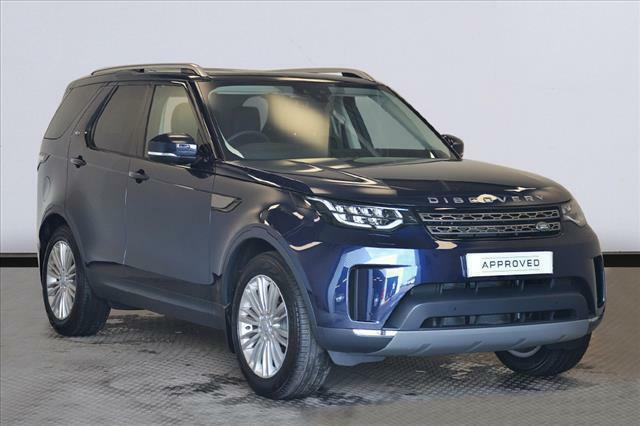 2017 LAND ROVER DISCOVERY DIESEL SW