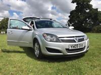 Vauxhall Astra van sportive 1.9 cdti