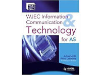 WJEC Information Communication Technology for AS (Postage or collection)