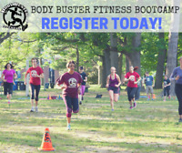 Fitness Bootcamp Classes with Body Buster Fitness