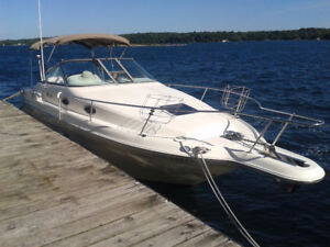 Sea Ray Sundancer 270SE