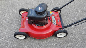 Mid-summer sale USA made lawnmowers - from $160 with warranty