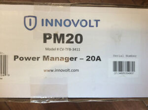 INNOVOLT PM-20 power management station