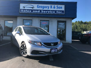 2013 Honda Civic EX, Back-up Cam, Sunroof!!!!!