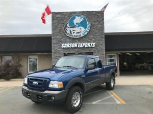 2007 Ford Ranger LOOK! FX4/OFF-ROAD AS TRADED WITH MVI!