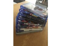 PS4 Games (8 Titiles) Indivisual, Bundled or altogether
