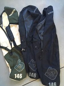 2 Burton Snowboard bags
