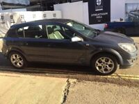 2008 VAUXHALL ASTRA FACE LIFT AUTOMATIC 5 DOOR HATCHBACK 38,000 MILES