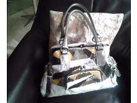 Mathew Williamson Butteryfly Embellished Frame Bag