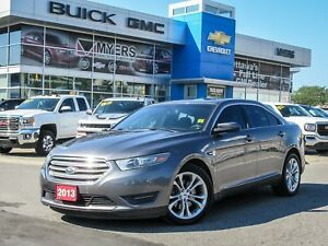 2013 Ford Taurus SEL, AWD, SUNROOF, LEATHER *GREAT SHAPE!*