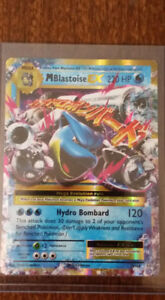 Super Rare, MINT Condition, POKEMON EX and Full Art Cards
