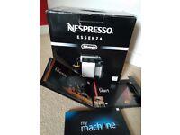 Nespresso Coffee machine ESSENZA EN 97.W by Delonghi - still in box very good condition