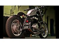Honda Rebel 450cc (Custom Bobber)