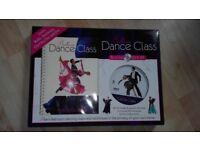 Ballroom Dance Class - Book and DVD