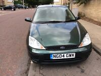 2004 Ford Focus 1.6 automatic 9 months mot £995