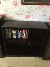 Mahogany Bookcase. Immaculate Condition.