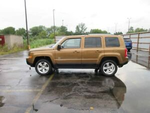 2011 Jeep PATRIOT LIMITED EDITION 4X4