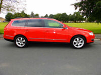 2007 57'reg Volkswagen Passat 2.0TDI SE**140bhp** 6 Speed