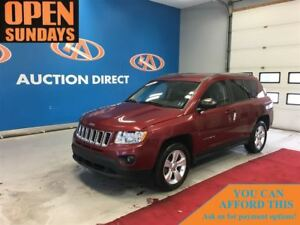 2012 Jeep Compass Sport/North 4X4! FINANCE NOW!