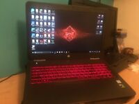 hp omen ax-206na 15 inch gaming laptop
