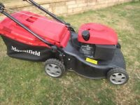 Mountfield HP474 Petrol Lawn Mower fitted With SV150 Engine Fully Serviced 45cm Cutting Width