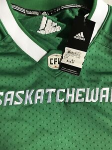 Saskatchewan  Roughriders Jersey large