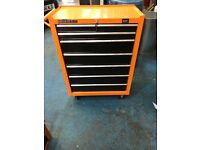 Bottom and top tool box,