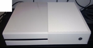 Xbox one- 1TB of memory, Game + controller included