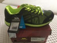 Trespass Trainers Size 7 BNWT