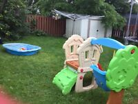 Spaces for baby/toddler/Pre-School