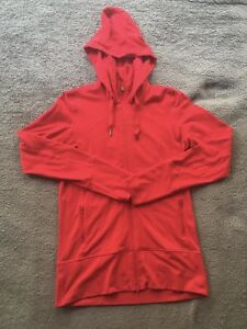 Red Lululemon Sweater in size 10