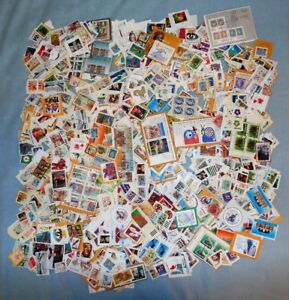 CANADA Stamps - Lot Used On Paper