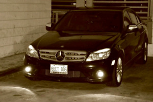 Mercedez Benz c230 4 matic