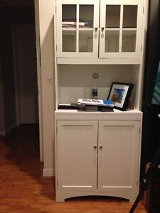 Microwave cabinet - kitchen cabinet
