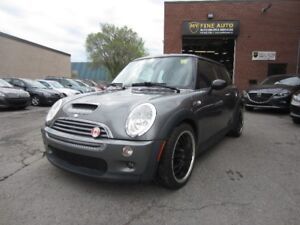 2004 MINI Cooper S 6 SPD / SUPERCHARGED / 142.000 KM