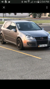 2007 Volkswagen Golf GTI. Heated seats. Low kms