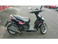 2011 Aprilia 125cc sport city.. £1275 ono